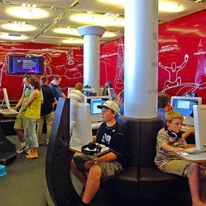 Интернет-кафе Усть-Илимска