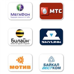 Операторы сотовой связи Усть-Илимска