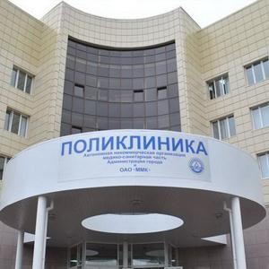Поликлиники Усть-Илимска