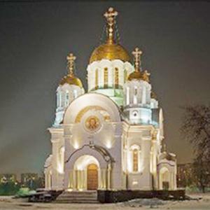 Религиозные учреждения Усть-Илимска