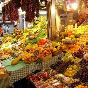 Рынки Усть-Илимска