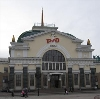 Железнодорожные вокзалы в Усть-Илимске