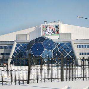 Спортивные комплексы Усть-Илимска