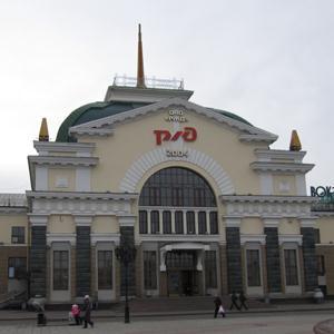 Железнодорожные вокзалы Усть-Илимска